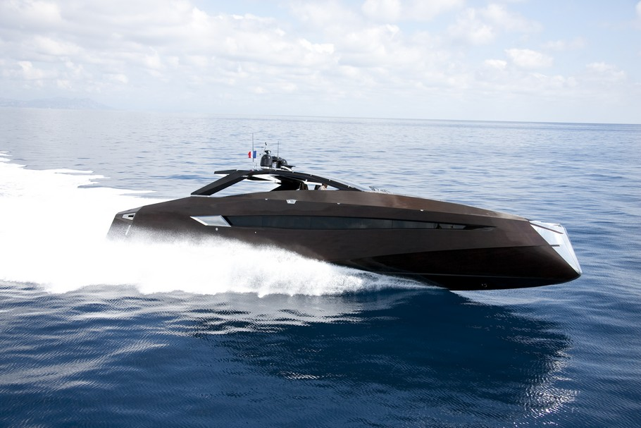 The Hedonist Luxury Yacht