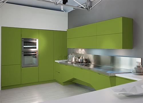 The Modern Mesh Kitchen 7