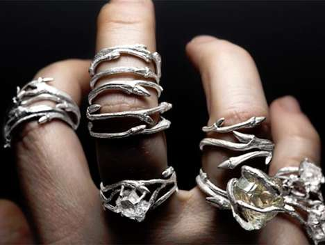 Twining Vine Jewelry
