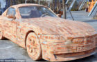 A Brick and Cement BMW that Actually Works 3