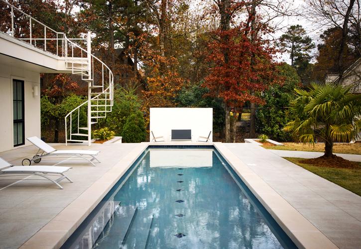 Abraham House by Herron Horton Architects 14