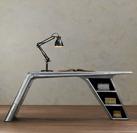Aviator Wing Desk 2