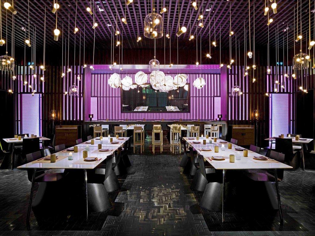 Bei Restaurant, Modern Environment for Dining