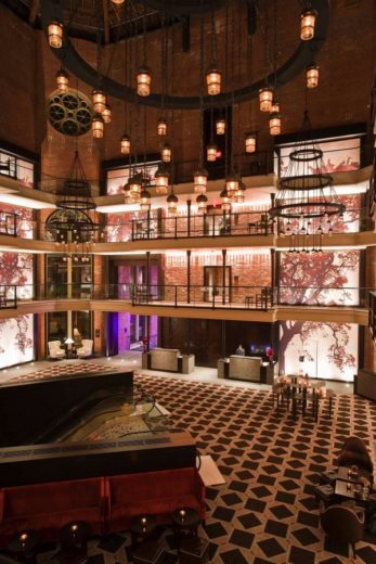 Boston's Liberty Hotel in the Starwood Luxury Collection 1