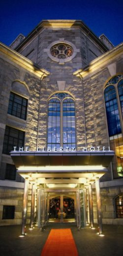 Boston's Liberty Hotel in the Starwood Luxury Collection