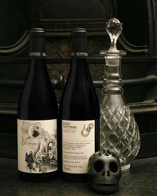 Burn Cottage Wine 1