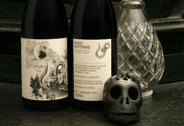 Burn Cottage Wine 2