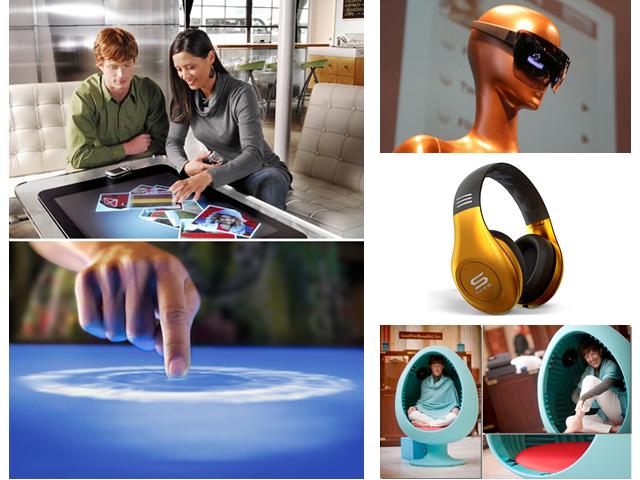 CES 2011 Luxury Gadgets