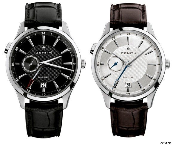 Captain Dual Time Watch from Zenith
