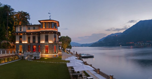 CastaDiva Resort, Lake Como