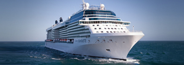 Celebrity Silhouette - luxury cruise ships