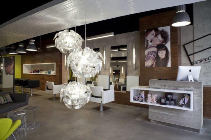 Contemporary-Style Hair Salon 2