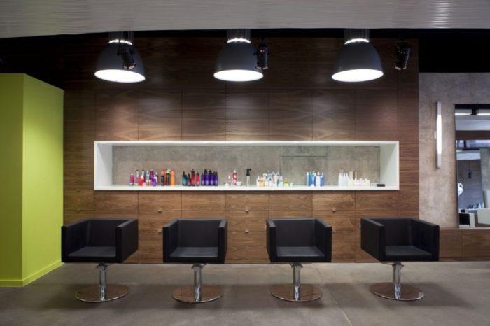 Contemporary-Style Hair Salon 6
