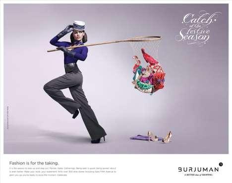 Fishing Fashion Advertising 1