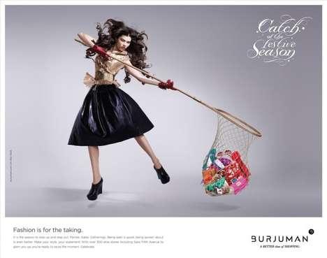 Fishing Fashion Advertising