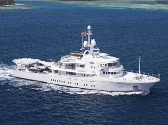 Google Cofounder Larry Page Buys $45 Million Luxury Superyacht