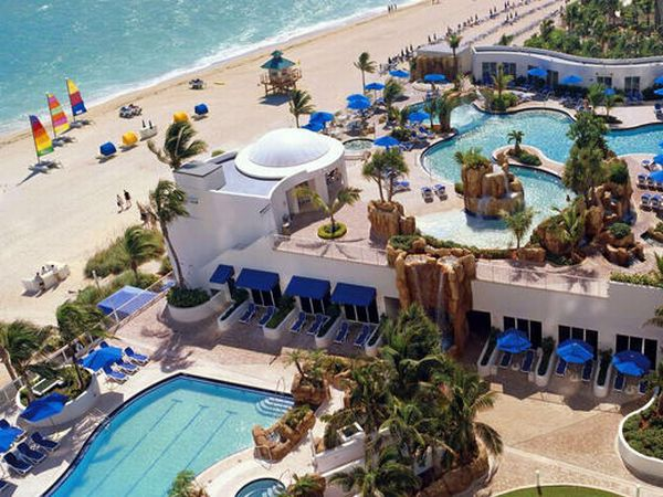 Great January Offer at Trump International Beach Resort