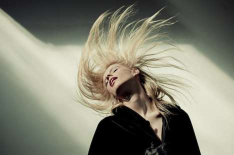 Hair Whipping Shoots