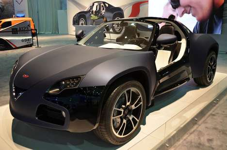 High-Tech Eco Roadsters