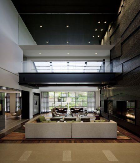 Hotel Lobby Interior by D-ash Design 1