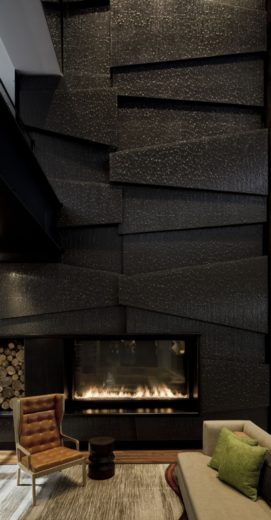Hotel Lobby Interior by D-ash Design 3
