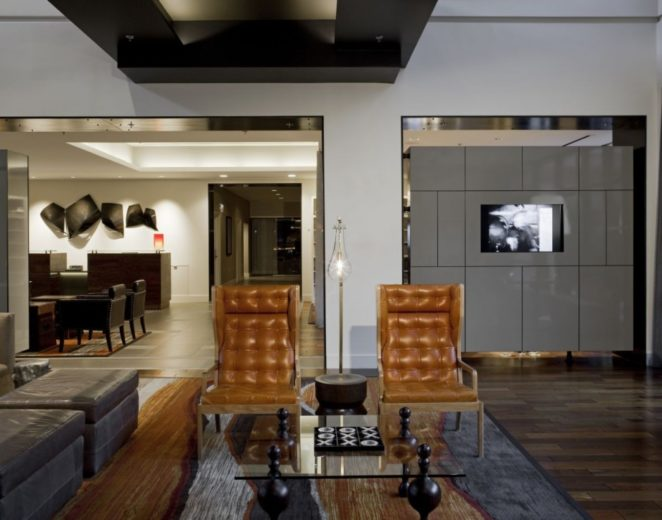 Hotel Lobby Interior by D-ash Design 7