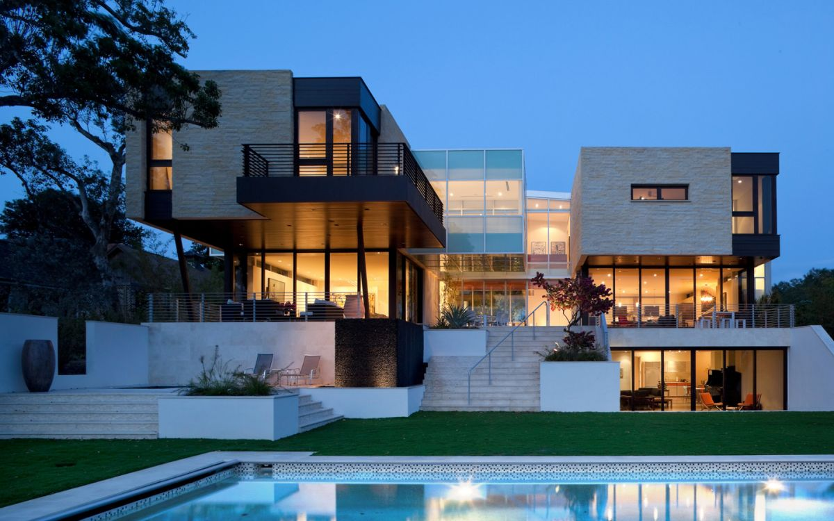 House of the Day River Road House in Florida 6