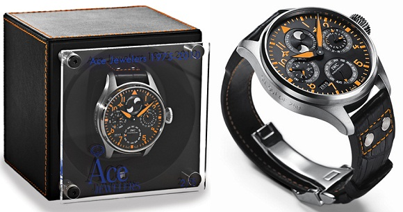 IWC Big Pilot Perpetual Calendar at Ace Jewels
