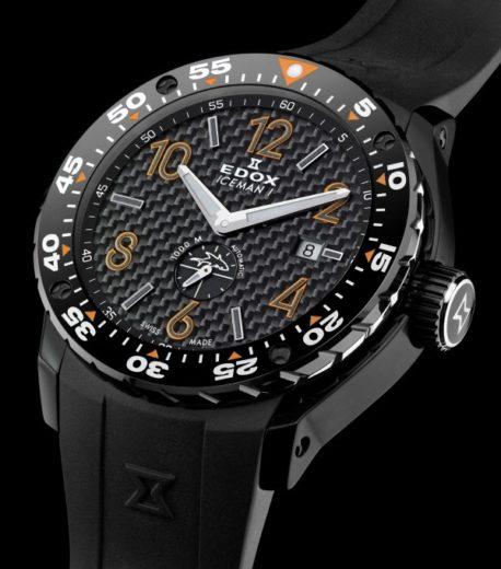 Iceman 1 Timepiece by Edox