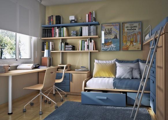 Interior Design for Children's Rooms by Sergi Mengot 1