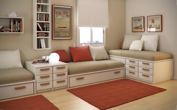 Interior Design for Children's Rooms by Sergi Mengot 10