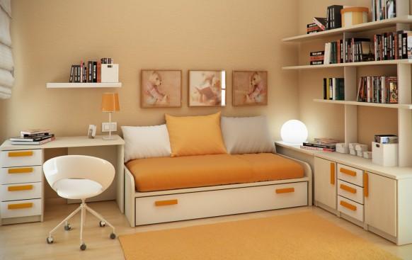 Interior Design for Children's Rooms by Sergi Mengot 11