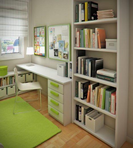 Interior Design for Children's Rooms by Sergi Mengot 2