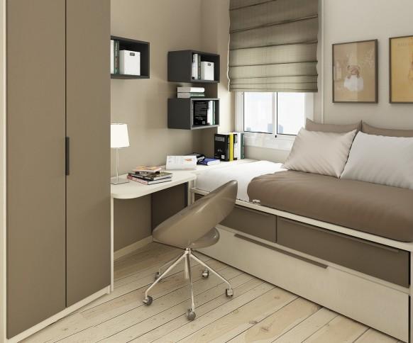 Interior Design for Children's Rooms by Sergi Mengot 3