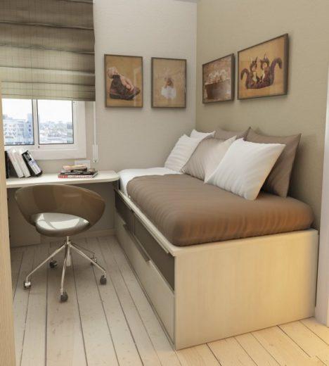 Interior Design for Children's Rooms by Sergi Mengot 4