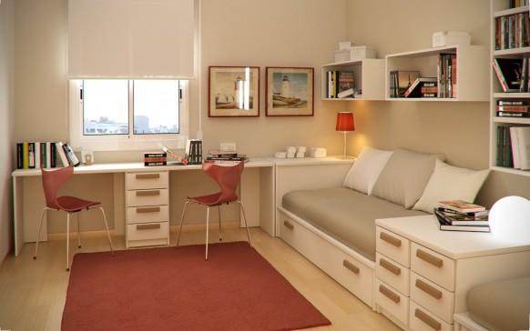 Interior Design for Children's Rooms by Sergi Mengot 5