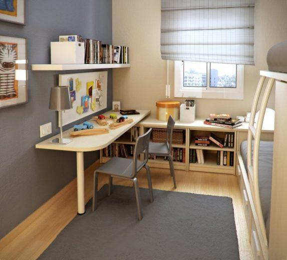 Interior Design for Children's Rooms by Sergi Mengot 6