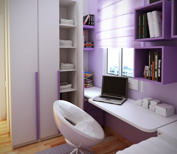 Interior Design for Children's Rooms by Sergi Mengot 7