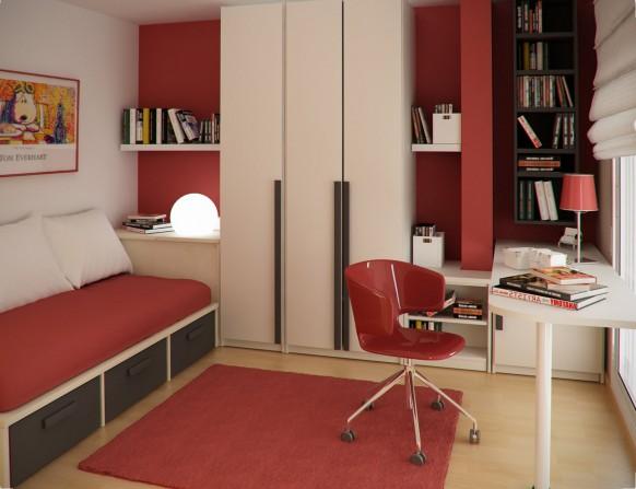 Interior Design for Children's Rooms by Sergi Mengot 9