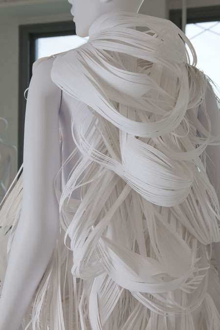 Intricate Paper Frocks 1