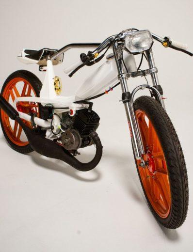 Jarrett Petty's Motobecane 40T Moped 2