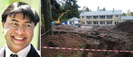 Lakshmi Mittal Builds the Most Expensive Mansion in Scotland