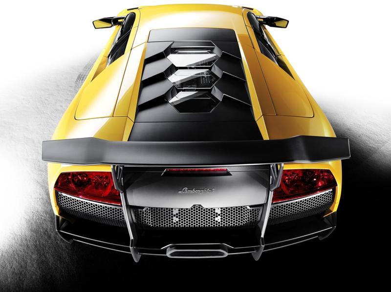 Lamborghini Murcielago LP670-4 Super Veloce 1