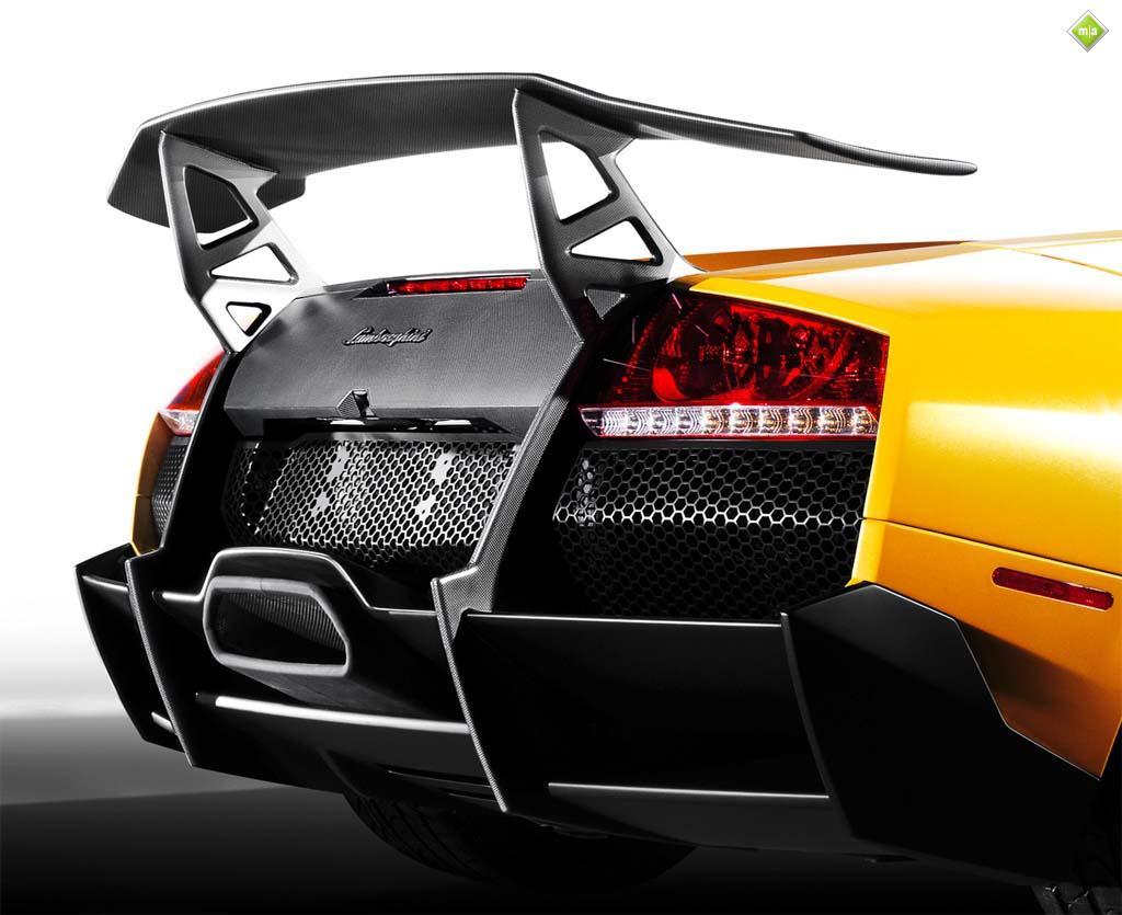 Lamborghini Murcielago LP670-4 Super Veloce 4