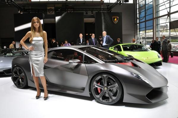 Lamborghini Sesto Elemento Limited Production Run 25