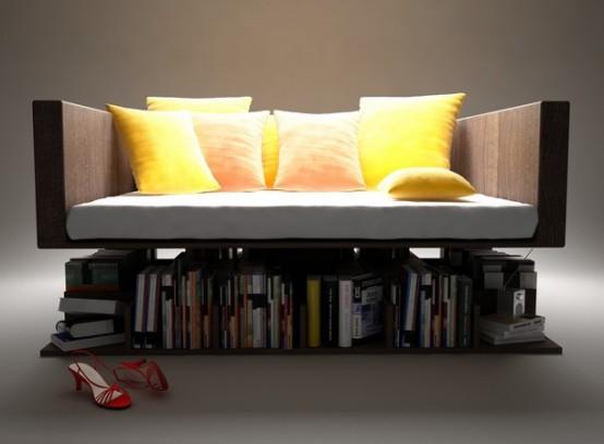 Levitating Sofa 3