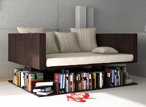 Levitating Sofa