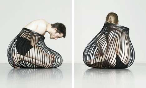 Malleable Metal Vases