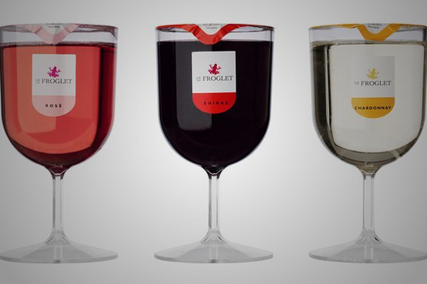 Marks and Spencer Wine in a Cup