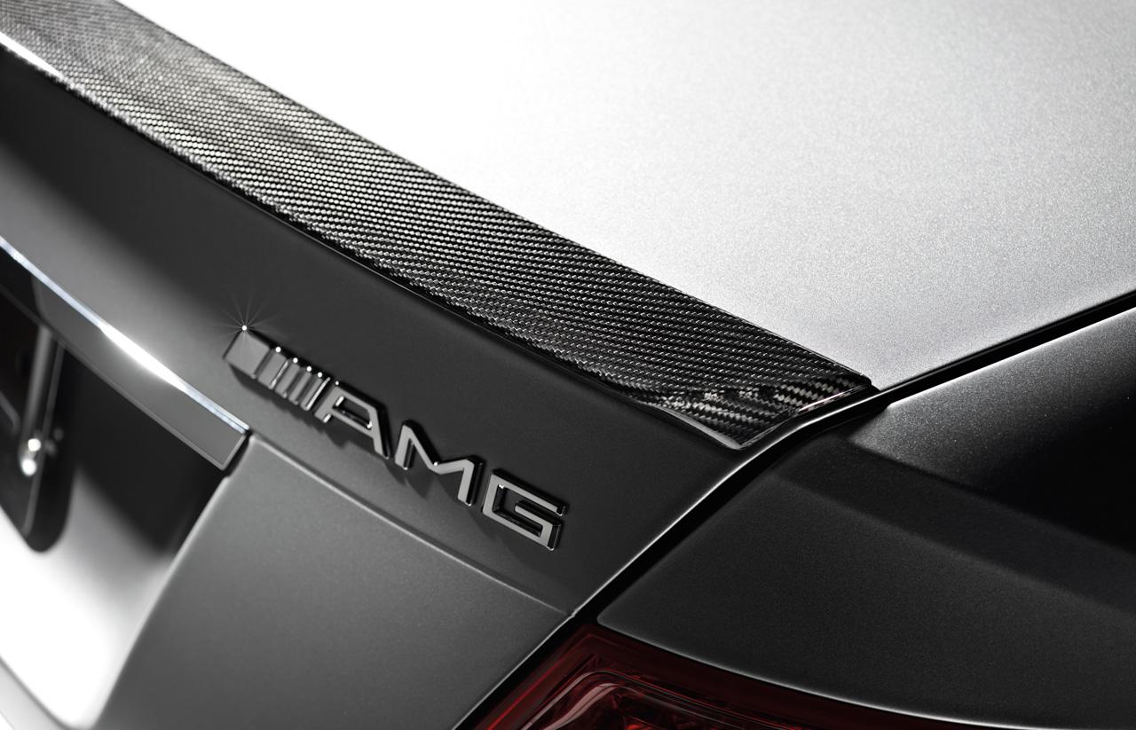 Mercedes-Benz C63 AMG Affalterbach Edition for Canada 2